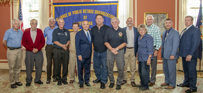 Alliance of Public Retiree Organizations of New York